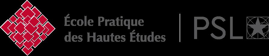 Logo École Pratique des Hautes Études – Université PSL