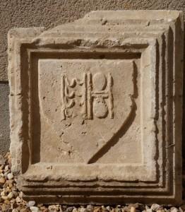 Enseigne de maréchal ferrant. Lussac-les-chateaux, Musée la Sabline.