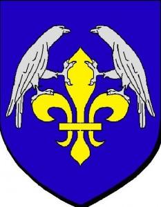 Armoirie de Raoul du Fou.