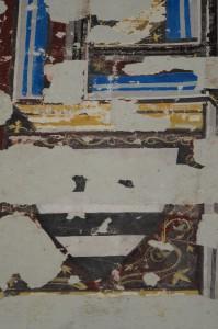 Armoirie anonyme. Châtellerault, Commanderie d'Auzon, armoirie 6