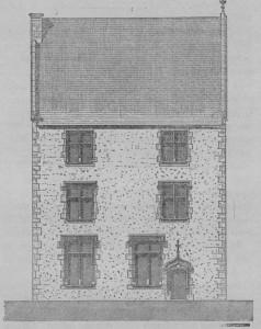 M. Boudoin, L'Hotel Herbert à Poitiers (Barbier 1890, p. 477) (source Gallica).