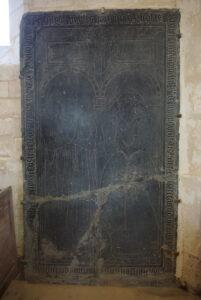 Pierre tombale de Pierre